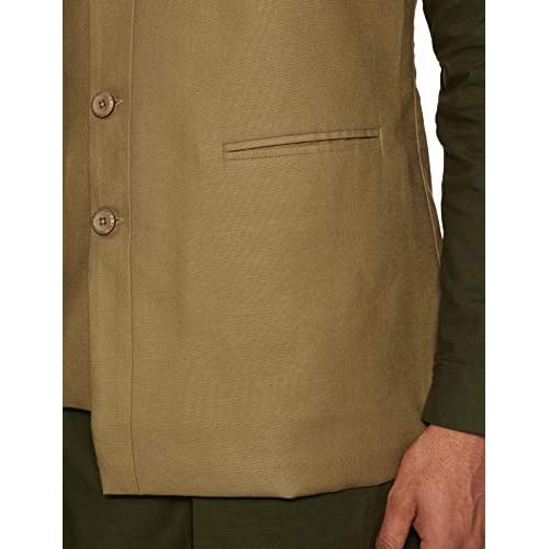 41 n9n r4wL. SS500  - The Indian Garage Co Men's cotton Waist Coat