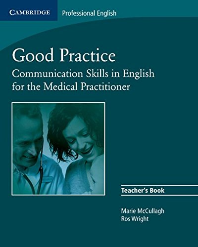 Good Practice: Teacher's Book