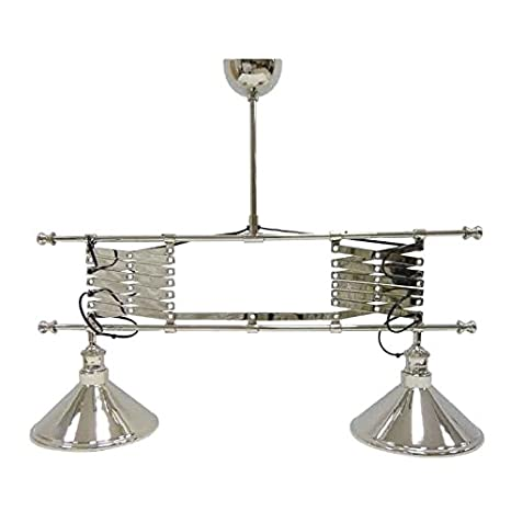 Better & Best Lámpara de techo tipo billar, con 2 luces, con ...