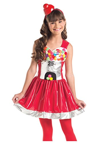 Bubblegum Cutie Child Costume - Large