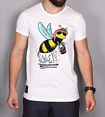 SHAD1 Round Neck T-Shirt For Men