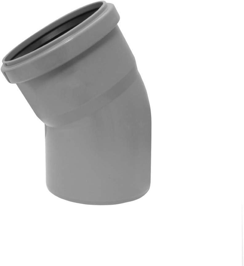 67 Gradi Bianco Bampi BBO040067 Raccordo HTB Curva Diametro 40mm