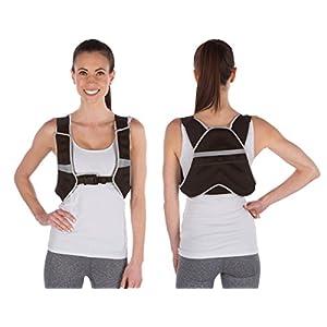 Trademark Innovations Weight Training Vest 10 lb. Weighted Training Vest