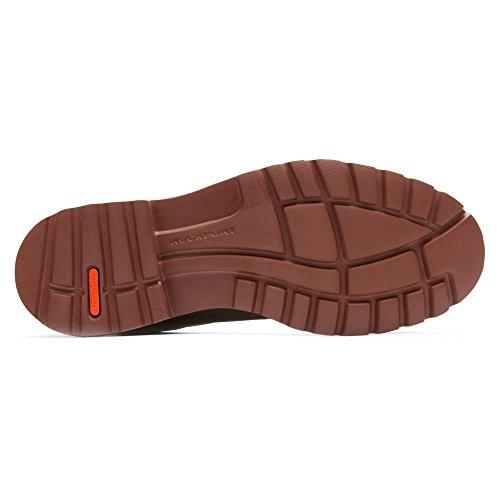 Rockport - Channer Schuhe Scuro Cioccolato Amaro / Mattone