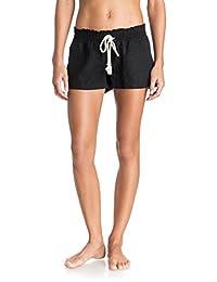 Roxy Oceanside - Pantalón Corto de Playa para Mujer
