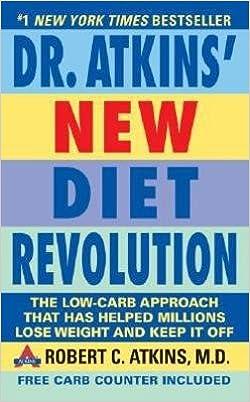 Atkins New Diet Revolution Pdf