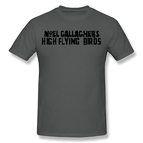 Sun-Tshirt Men's Noel Gallagher's High Flying Birds T-Shirt
