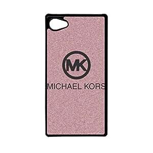 Generic MK Logo Sony Xperia Z5 MINI Funda,Michael Kors Logo Funda For Sony Xperia Z5 MINI,Sony Xperia Z5 MINI MK Michael Kors Phone Funda