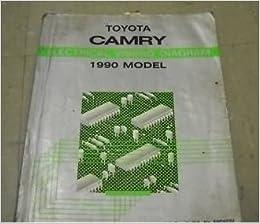 Astounding 1990 Toyota Camry Electrical Wiring Diagram Troubleshooting Manual Wiring Digital Resources Funapmognl