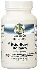 American Biologics Acid-Base Balance Veg Capsules, 90 Count