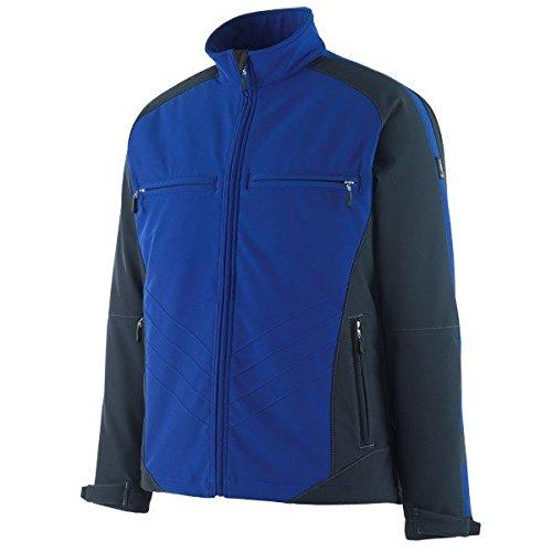 Mascot 12002-149-11010-XL Dresden Veste soft Shell Taille XL Bleu Bleuet/Noir Bleu
