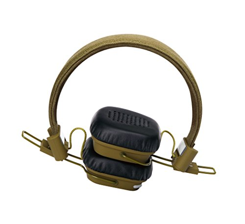 Outdoor Tech OT1400 Privates - Wireless Bluetooth Headphones with Touch Control (Army Green) by Outdoor Technology (Image #2)