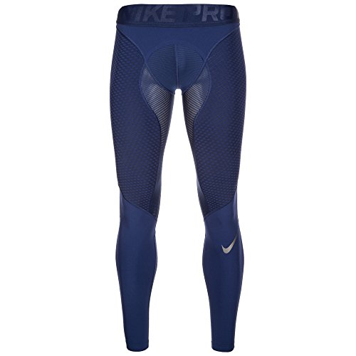 Nike Mens Pro Zonal Strength Training Tights X-Large Binary Blue (Nike Pro Zonal Strength Mens Training Tights)
