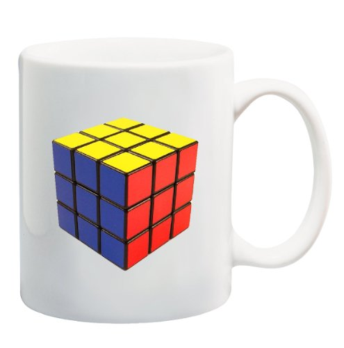 rubik coffee cup - 3