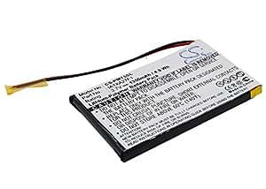Battery for Palm Tungsten T5, 3.7V, 1350mAh, Li-Polymer