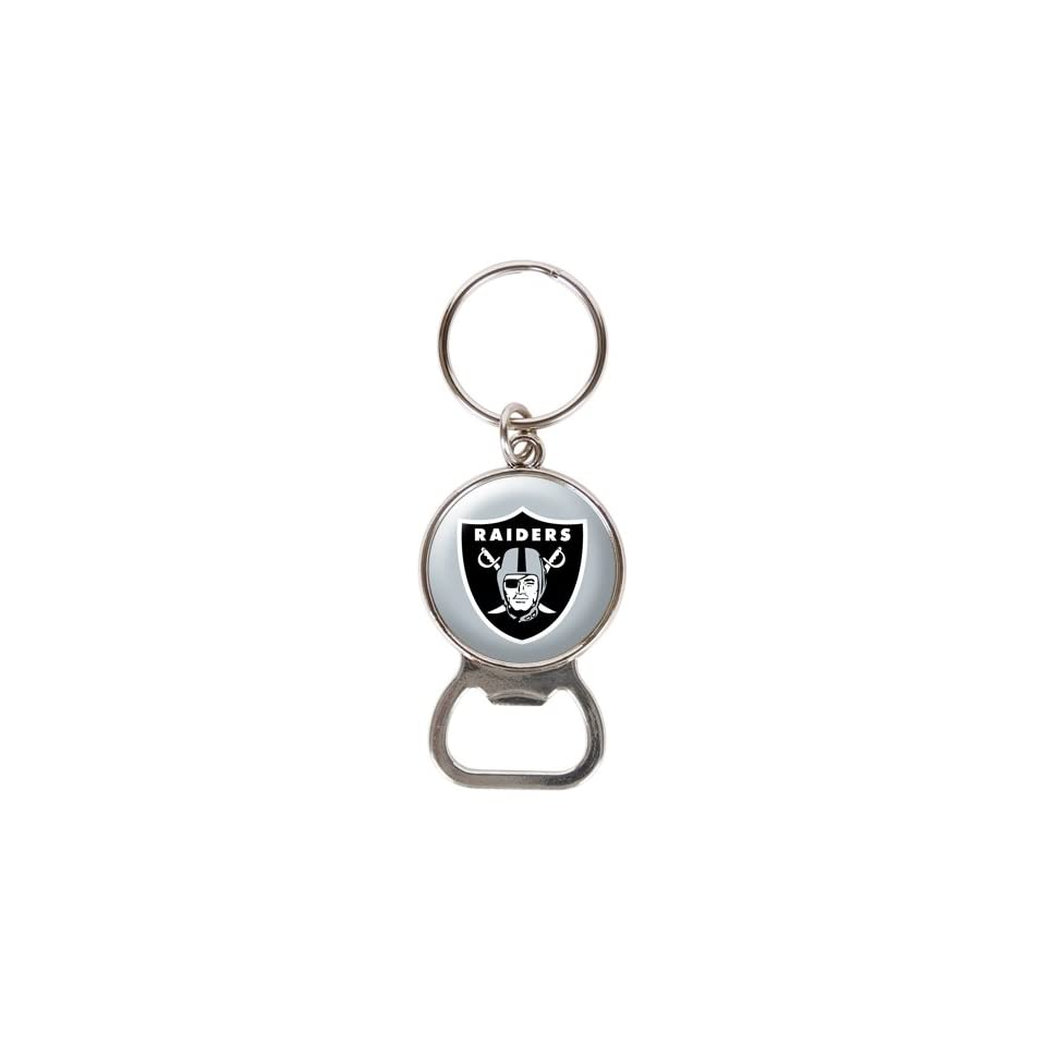 Oakland Raiders   NFL Bottle Opener Keychain