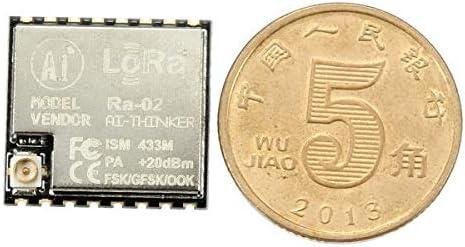 QuickShop Smart Electronics SX1278 LoRa Ra-02 Spread Spectrum Wireless Module//Ultra Far 10KM 433M