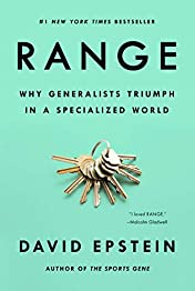 Range: Why Generalists Triumph in a Specialized World Range: How Generalists Triumph in a Specialized Worldの書影