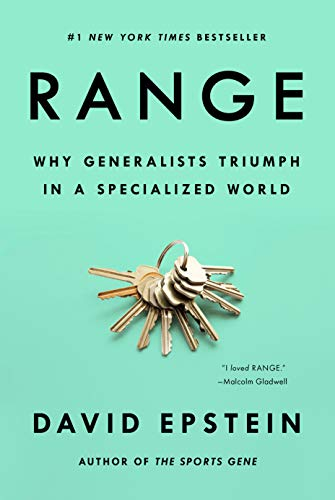 Range: Why Generalists Triumph in a Specialized World (Story Of David In The Bible Davids Life)