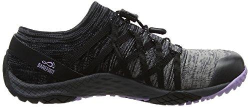 Running Knit Glove black Scarpe Merrell Donna 4 Trail Nero Da fYdEnnqZz