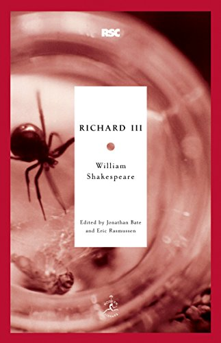 Richard Iii Modern Library Classics Kindle Edition By William
