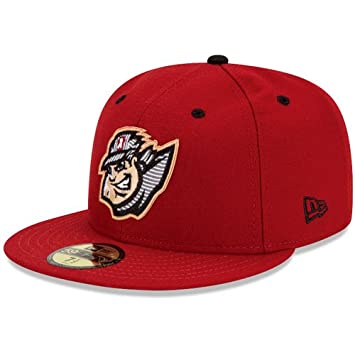 Amazon.com   Altoona Curve New Era MiLB 59FIFTY Cap   Sports   Outdoors fda31ba7c3b