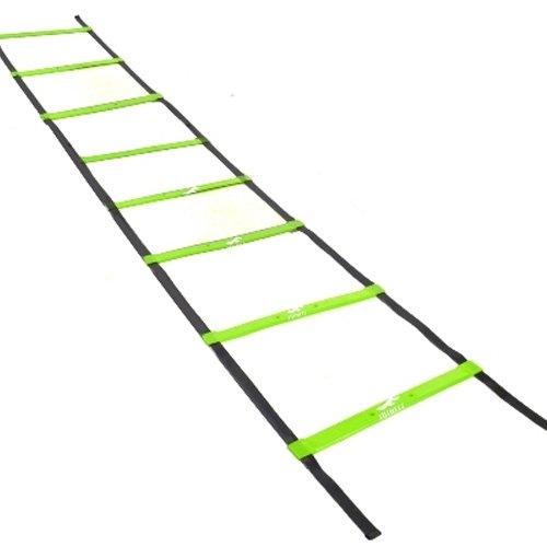 Kabalo 4m Long Speed Agility Ladder Exercise Sport Football Agility Ladder