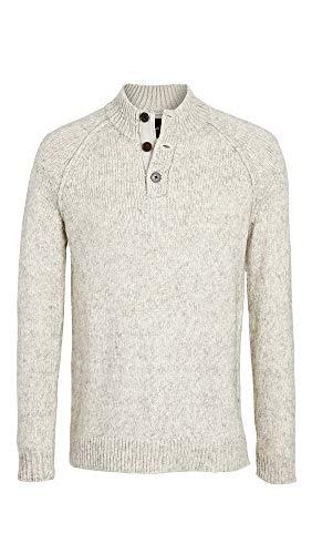 Rails Men's Buckley Mockneck Sweater