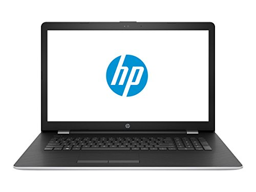 HP 17-inch Laptop, Intel Pentium N3710, 4GB RAM, 1TB hard drive, Windows 10 (17-bs010nr, Black)