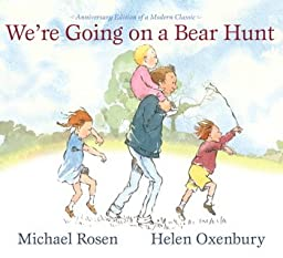 We\'re Going on a Bear Hunt Hardcover Book