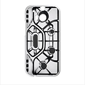 Case - Personalized Gas Cooker Design HTC One M8 (Laser Technology) Case, Cell Phone Cover