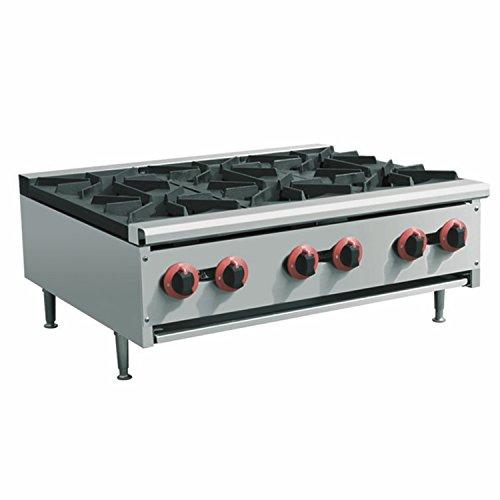EQ Kitchen Line Kitchen Countertop Gas Stov