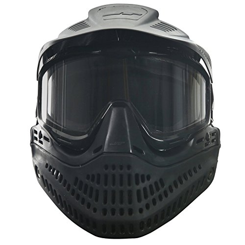 JT Spectra Proflex Thermal Goggle with Revo 2.0 Ears Clam/Box, Black (Jt Proflex Thermal Paintball Goggles)