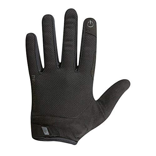 Pearl iZUMi Attack Full Finger Glove, Torch Red, Medium
