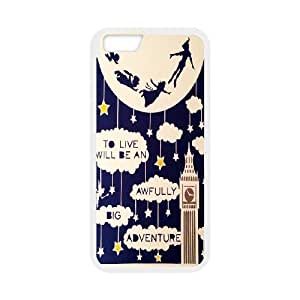 High Quality -ChenDong PHONE CASE- For Apple Iphone 6 Plus 5.5 inch screen Cases -Peter Pan - Wouldn't Grow Up-UNIQUE-DESIGH 18