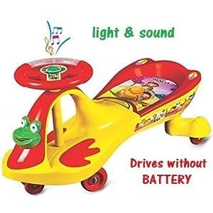 Goyal's Baby Free Wheel Magic...