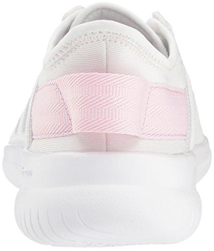 Us Running Neo Cf Adidas Qtflex M Pink 10 crystal Crystal White Women's Shoe White aero W FZCqX