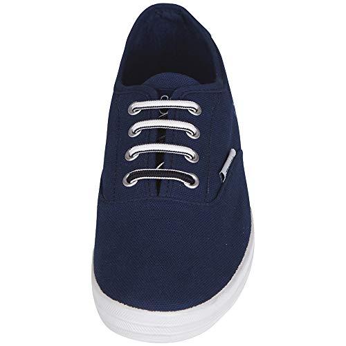 Uomo Kappa Navy donna Sneaker Holy 6710 white Blu qqrvHRgW