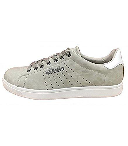 Ellesse Sneaker, Zapatillas para Hombre Gris (Ciment / Wht)