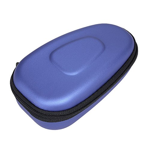 Anself Portable Double-headed Electric Shaver Storage Case H