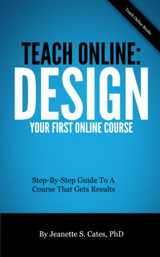 Teach Online Design First Course ebook product image