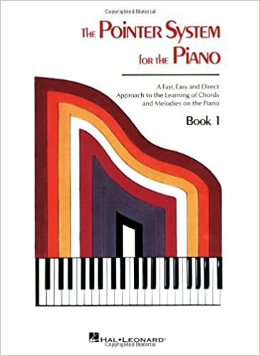 Pointer System For Piano Instruction Book 1 Pointer System For