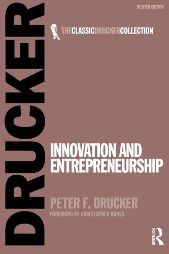 Read Online Innovation and Entrepreneurship (Classic Drucker Collection) pdf epub