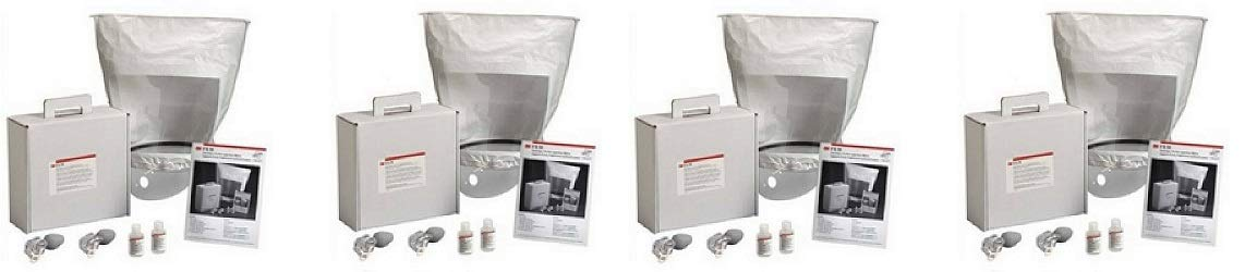 3M Health Care FT-10 Qualitative Respiratory Fit Test Apparatus Sweet Solution