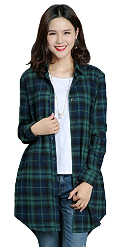 Womens 100% Cotton Flannel - 3