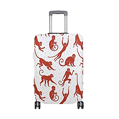 Travel Luggage Cover DIY Prints Protector Suitcase Baggage Fit 18-32 inch Luggage Protection Covers