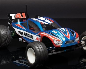 Team Associated RC10T4.1 Factory Team Kit