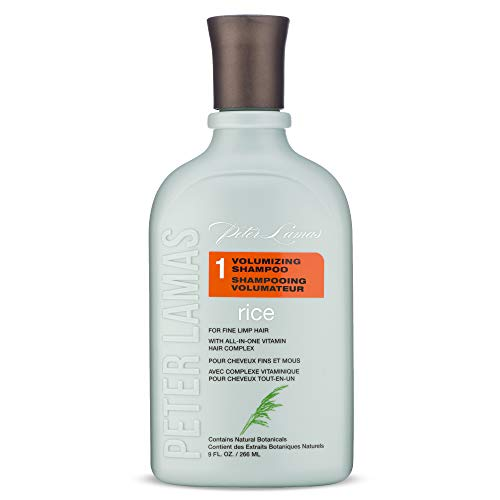 Peter Lamas Rice Volumizing Shampoo, 9 -