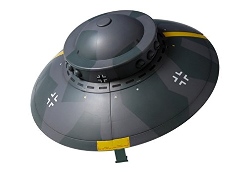 1/72 flying saucer Haunibu type by (Flying Type)