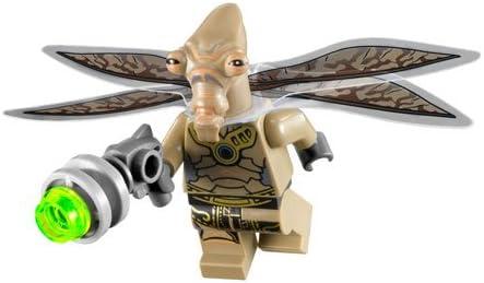 Lego Star Wars: Geonosian Warrior With Wings Minifigure